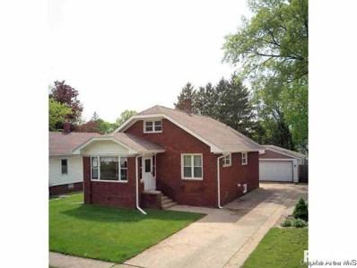 1024 Brown Avenue, Galesburg, IL 61401 - #: 380466