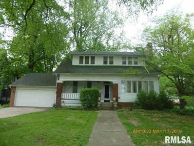1225 W College Avenue, Jacksonville, IL 62650 - #: 380473