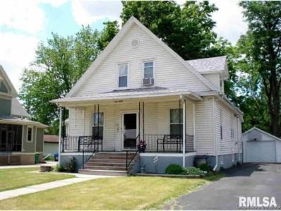 130 N Arthur, Galesburg, IL 61401 - #: 382085