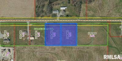 Lots 3&4 700 North, Norris City, IL 62869 - #: 534006