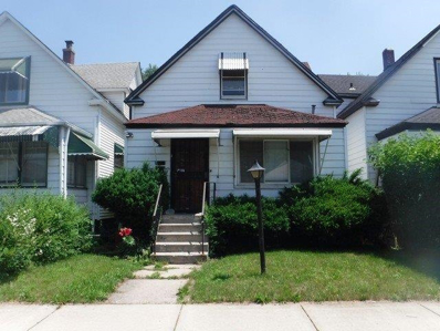 1321 Roosevelt Place, Gary, IN 46404 - #: 438210