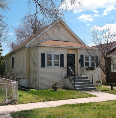 5819 Erie Avenue, Hammond, IN 46320 - #: 445093