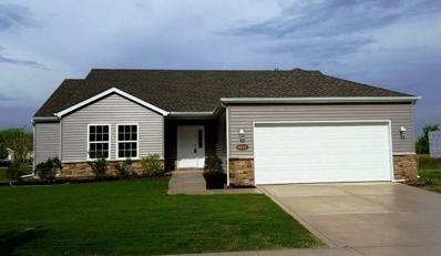 6879 Prairie Path Lane, Merrillville, IN 46410 - #: 446397