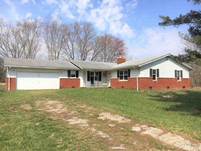 7585 N 1000 W, Linton, IN 47441 - #: 201813868