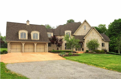 1833 W Grove Road, Centerville, IN 47330 - #: 201821924