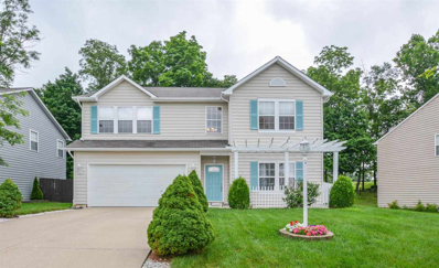 3485 S Glasgow Circle, Bloomington, IN 47403 - #: 201827279