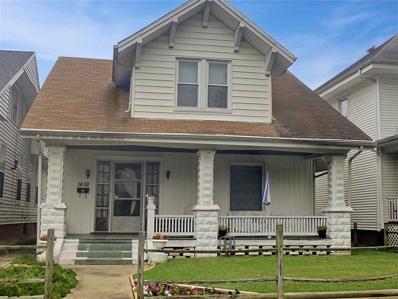 1652 S Linwood Avenue, Evansville, IN 47713 - #: 201836775
