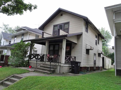 2044 Thompson Ave, Fort Wayne, IN 46802 - #: 201837577
