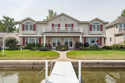 746 S Clear Lake Drive, Fremont, IN 46737 - #: 201838404