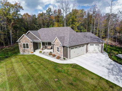 808 Spring Haven Drive, Fremont, IN 46737 - #: 201847875