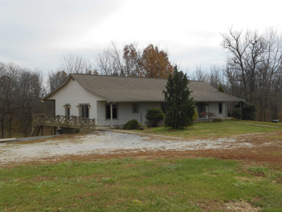 4998 N County Road 750 E Road, Orleans, IN 47452 - #: 201851621