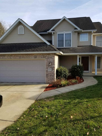3435 S Weeping Willow Way, Bloomington, IN 47401 - #: 201853034