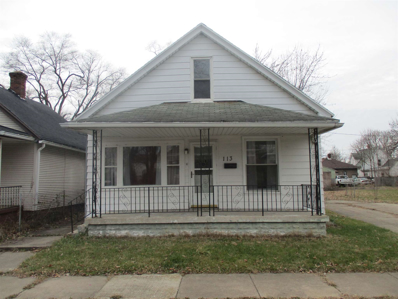 113 Huey Street, South Bend, IN 46628 - #: 201854546