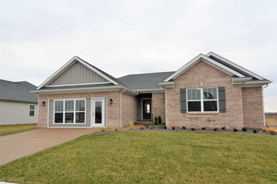 7533 Barnum Court, Evansville, IN 47715 - #: 201900343