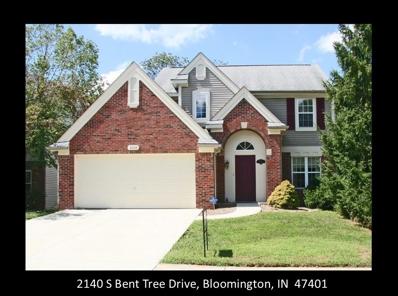 2140 S Bent Tree Drive, Bloomington, IN 47401 - #: 201903919