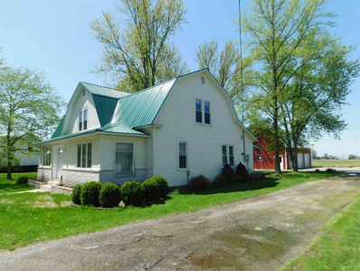 5862 N Lincoln Street, Uniondale, IN 46791 - #: 201917283