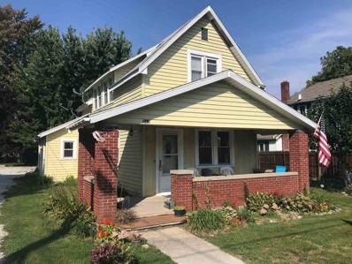 913 Jackson Street, Burlington, IN 46915 - #: 201921841
