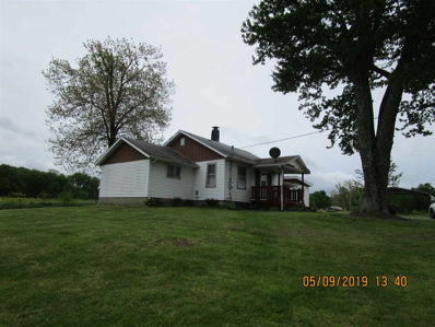 14709 W County Rd 800 North Road, Jasonville, IN 47438 - #: 201926311