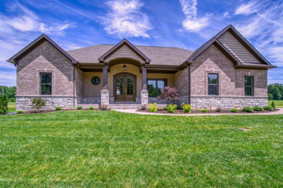 712 Coppers Edge Drive, Newburgh, IN 47630 - #: 201937045