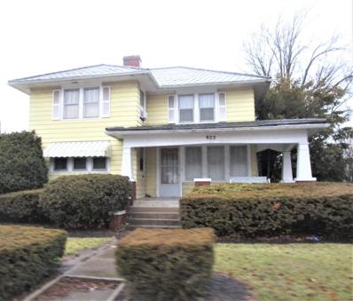 922 W Monroe Street, Decatur, IN 46733 - #: 202001211
