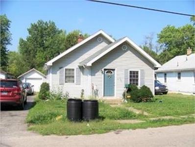 234 S Mc Cammon St., Sullivan, IN 47882 - #: 202001381