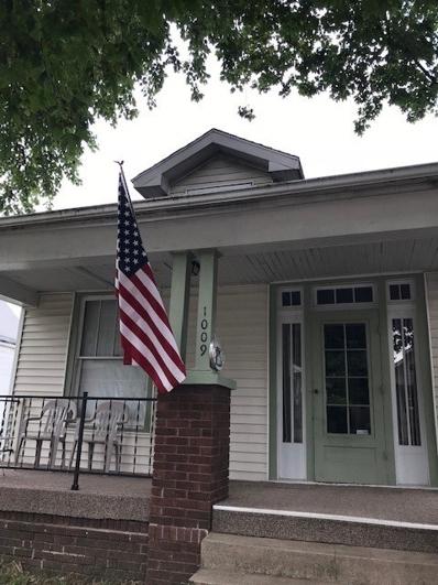 1009 N Governor Street, Evansville, IN 47711 - #: 202002950