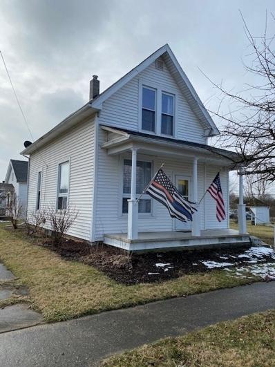 107 E Third Street, Michigantown, IN 46057 - #: 202003825
