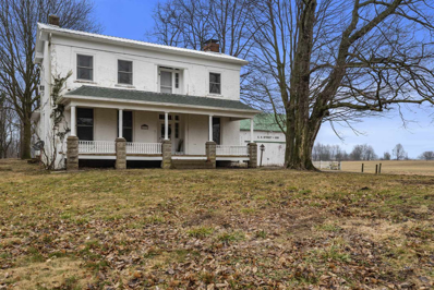 4222 W Old National Road, Knightstown, IN 46148 - #: 202008809