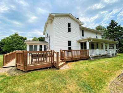 402 E Main Street, Chalmers, IN 47929 - #: 202123607