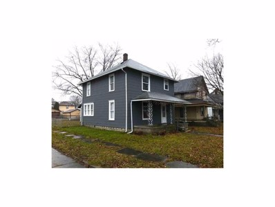 1500 S 17th Street, New Castle, IN 47362 - #: 21529500