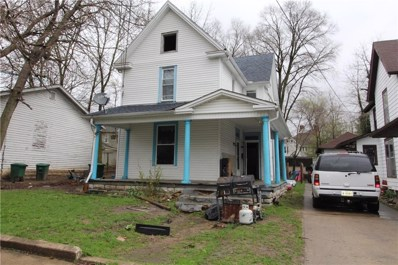 416 S 12th Street, New Castle, IN 47362 - #: 21550054