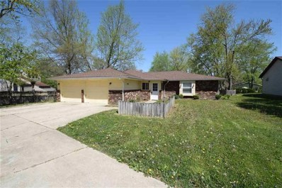 3820 W Shellbark Court, Muncie, IN 47304 - #: 21565877