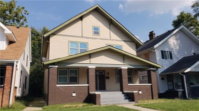 3429 N College Avenue, Indianapolis, IN 46205 - #: 21570086