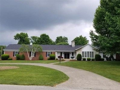 542 S 150 Road W, Greensburg, IN 47240 - #: 21571363