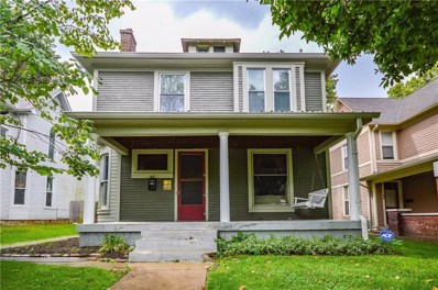 40 N Whittier Place, Indianapolis, IN 46219 - #: 21571402