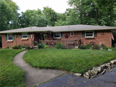 1739 Hickory Lane, Greenfield, IN 46140 - #: 21575942
