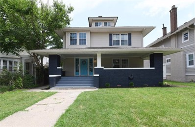 3345 Ruckle Street, Indianapolis, IN 46205 - #: 21576363