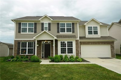 989 Foxtail Drive, Franklin, IN 46131 - #: 21578109
