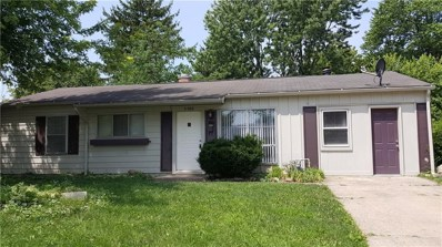 3508 N Whitcomb Avenue, Indianapolis, IN 46224 - #: 21581755