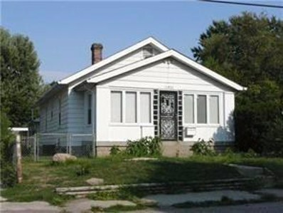 1401 N Somerset Avenue, Indianapolis, IN 46222 - #: 21582650