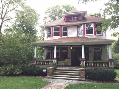 846 Woodruff Place Middle Drive, Indianapolis, IN 46201 - #: 21586956