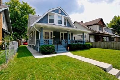 915 N Rural Street, Indianapolis, IN 46201 - #: 21589494