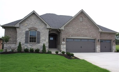 1801 Calvert Farms Drive, Greenwood, IN 46143 - #: 21589883