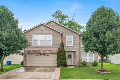 3284 Cork Bend Drive, Indianapolis, IN 46239 - #: 21590118