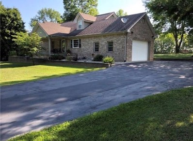 4471 Flake Road, Martinsville, IN 46151 - #: 21591751