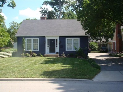 5945 Kingsley Drive, Indianapolis, IN 46220 - #: 21593371