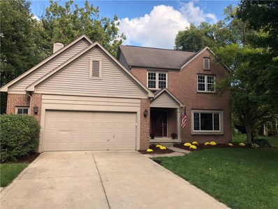 10331 W Foxwood Drive, Indianapolis, IN 46280 - #: 21593468