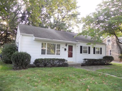 5856 Brouse Avenue, Indianapolis, IN 46220 - #: 21593573