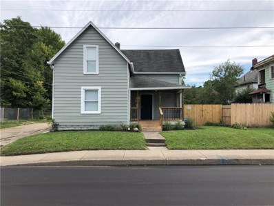 815 E 25th Street, Indianapolis, IN 46205 - #: 21593890