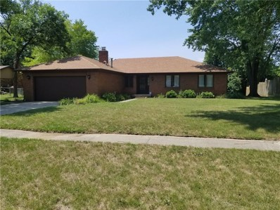 1106 Waterford Drive, Greenwood, IN 46142 - #: 21594045